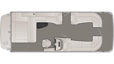2019 Bennington R Series 25RSBX1IO - 60A819