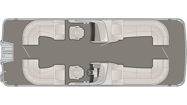 2020 Bennington R Series 25RSRWX1 - R 3133