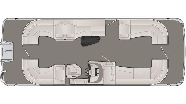 R Series 25RSRX1 Floor Plan - 2020