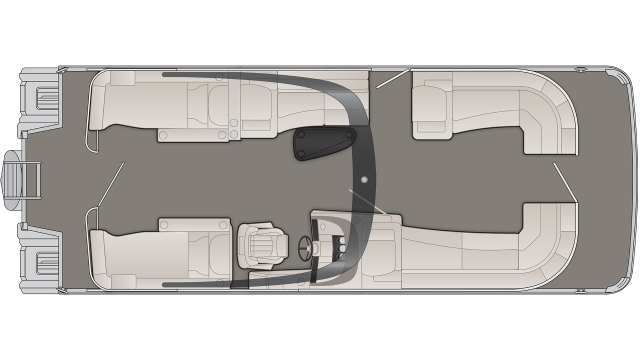 2020 Bennington R Series 27RCWAX2 - R 8647