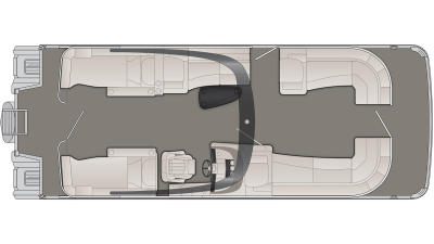 Bennington R Series 27RCWAX2 Floor Plan - 2020