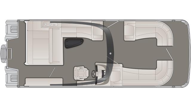 2020 Bennington R Series 27RSBAX2 - R 4471