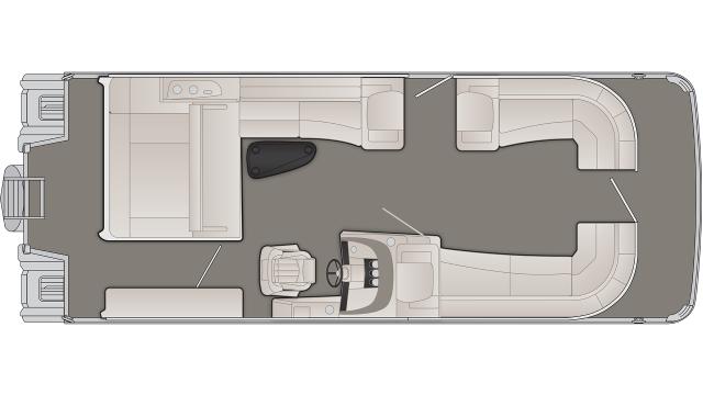 2020 Bennington R Series 27RSBX2 - R 0080