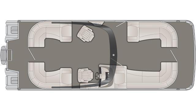 2020 Bennington R Series 27RSRAX2 - R 5530