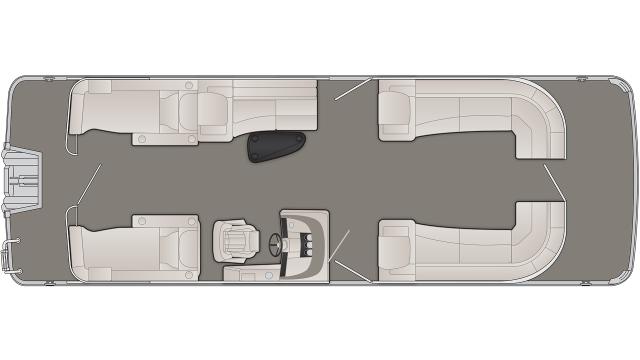 2020 Bennington R Series 28RCWX1 - R 8159