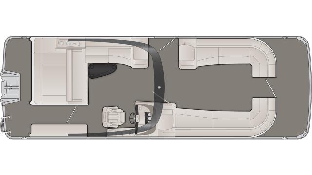 2020 Bennington R Series 28RSBAX1 - R 4851