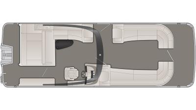 Bennington R Series 28RSBAX1 Floor Plan - 2020