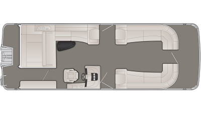 R Series 28RSBX1 Floor Plan - 2020