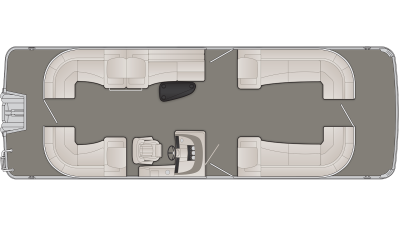 R Series 28RSRX1 Floor Plan - 2020