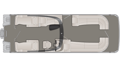 2020 Bennington R Series 30RCWAX2 - R 9500