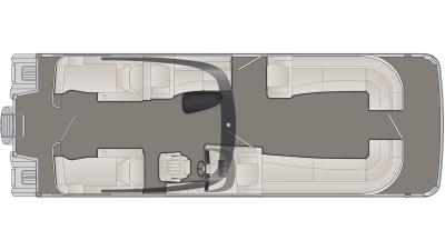 Bennington R Series 30RCWAX2 Floor Plan - 2020