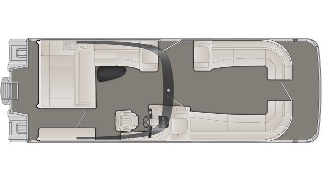 2020 Bennington R Series 30RSBAX2 - R 7311