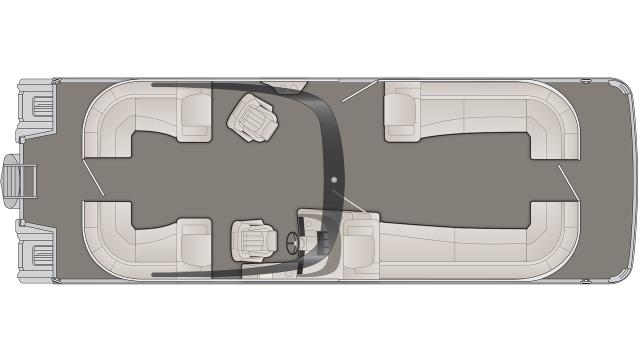 2020 Bennington R Series 30RSRAX2 - R 7647