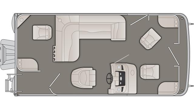 S Series 188SF3 Floor Plan - 2020