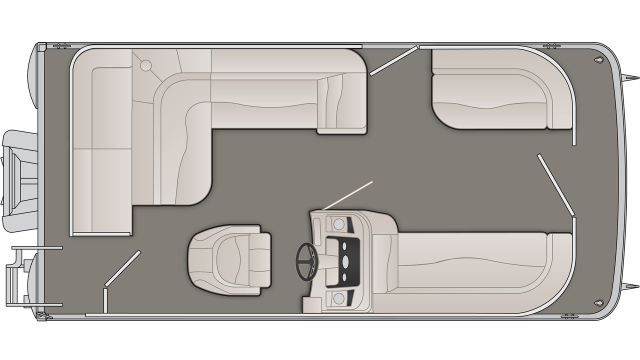 S Series 188SL Floor Plan - 2020
