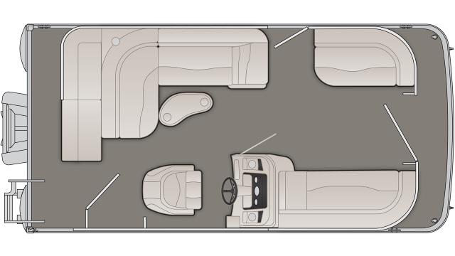 S Series 18SL Floor Plan - 2020