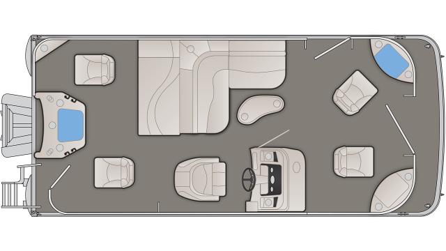 S Series 20SF Floor Plan - 2020