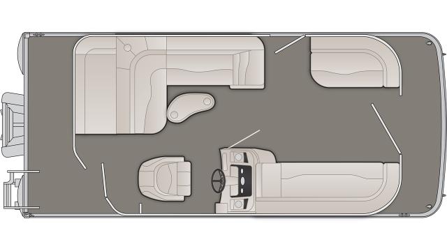 S Series 20SL Floor Plan - 2020