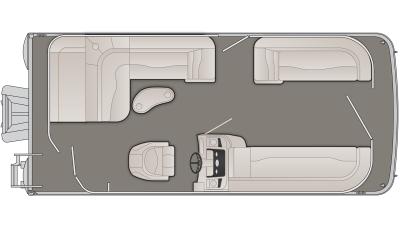2020 Bennington S Series 20SLL - 23K920