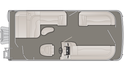 2020 Bennington S Series 20SLL - 29J920