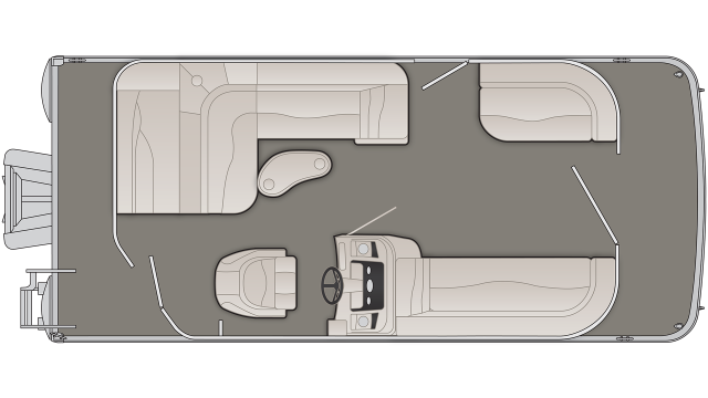 2020 Bennington S Series 20SLM - 81A020