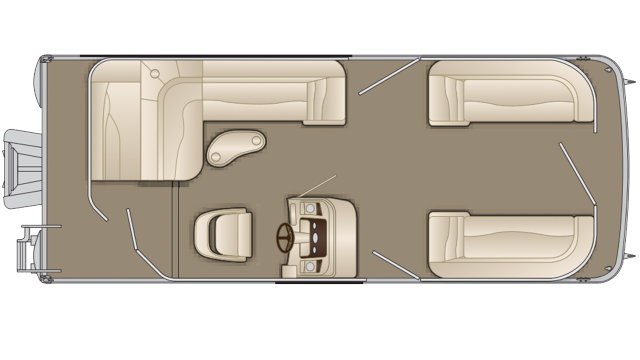 S Series 24 SLX SPS Floor Plan - 2014