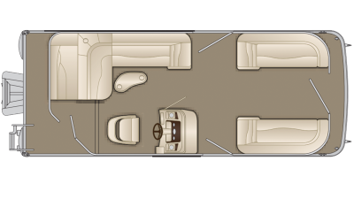 2014 Bennington S Series 24SLXSPS - 95K314