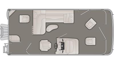 SV Series 20SFV Floor Plan - 2020