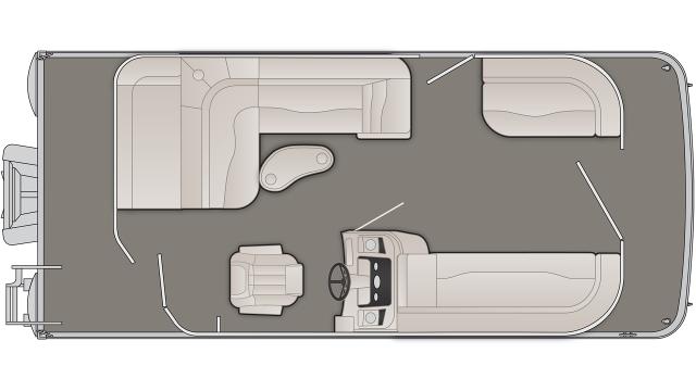 2020 Bennington SV Series 20SLV - 76H920