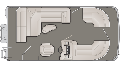 SX Series 18SLX Floor Plan - 2020