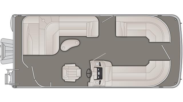 SX Series 20SLLX Floor Plan - 2020