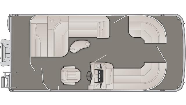 2020 Bennington SX Series 20SLX - SX9891