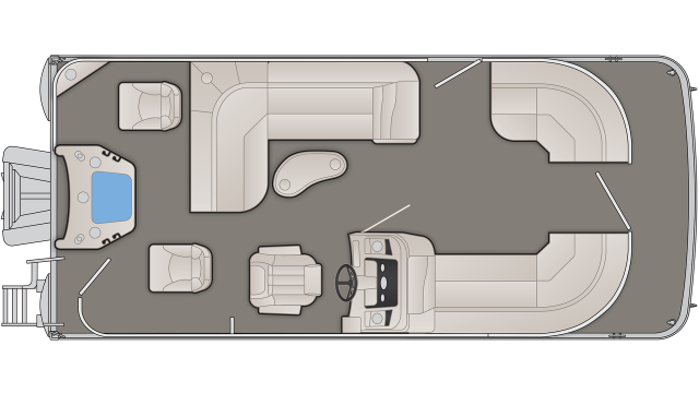 SX Series 20SSNPX Floor Plan - 2020