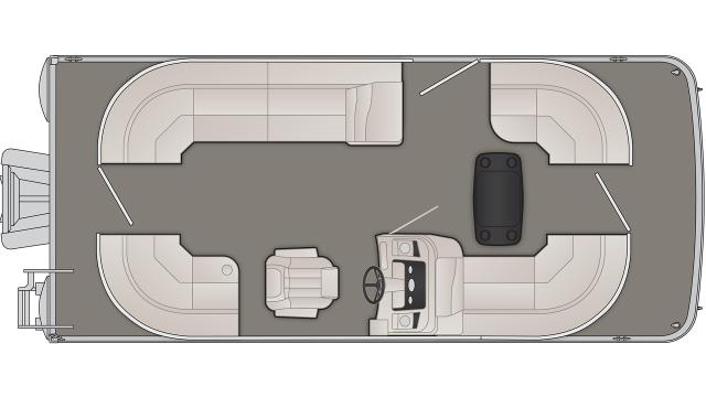 SX Series 20SSRCX Floor Plan - 2019