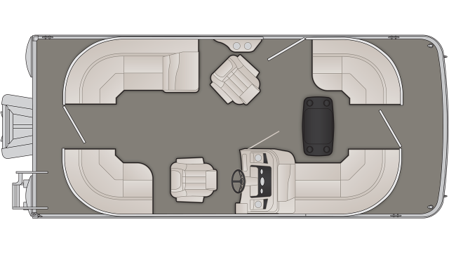 SX Series 20SSRX Floor Plan - 2019