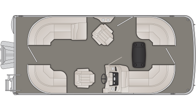SX Series 20SSRX Floor Plan - 2020