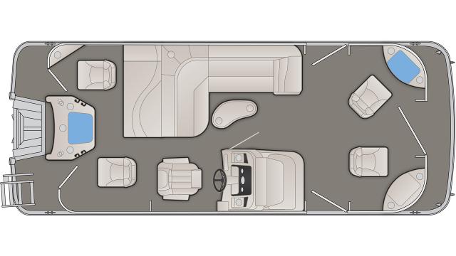 2020 Bennington SX Series 21SFXAPG - SX8574