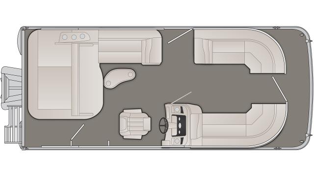 2020 Bennington SX Series 21SSBX - SX9933