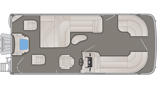 2020 Bennington SX Series 21SSX - SX7958