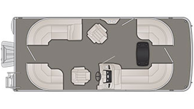 SX Series 22 SSRX Floor Plan - 2018