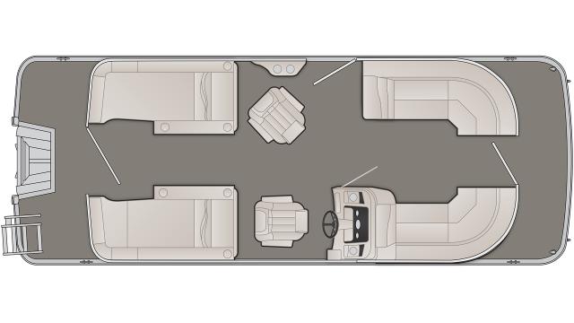SX Series 22SCWX Floor Plan - 2019