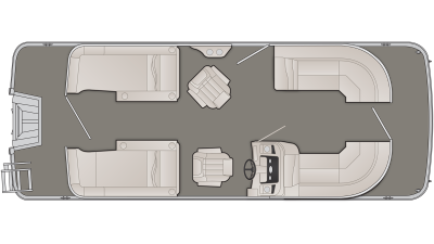SX Series 22SCWX Floor Plan - 2020