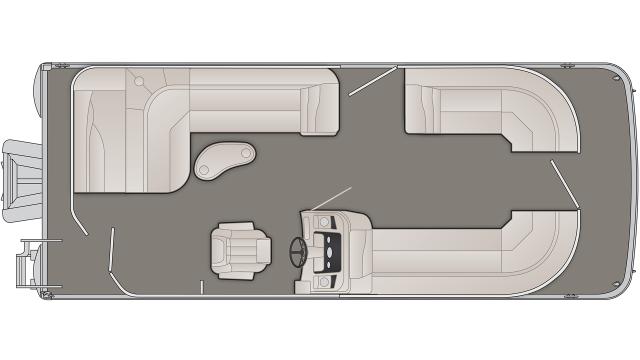 SX Series 22SLX Floor Plan - 2020