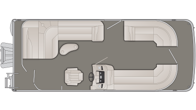 SX Series 22SLX Floor Plan - 2020