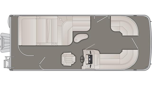 2020 Bennington SX Series 22SSLX - SX2479