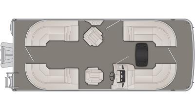 2019 Bennington SX Series 22SSRX - 63A919
