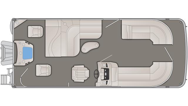 SX Series 22SSX Floor Plan - 2020