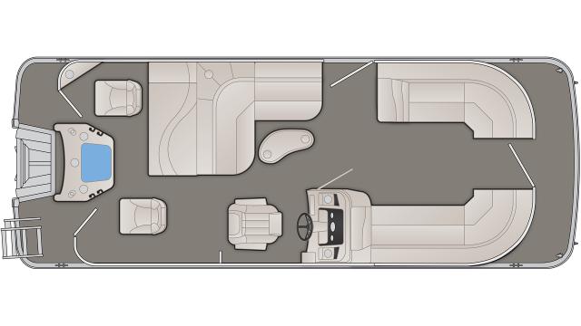 SX Series 22SSXAPG Floor Plan - 2020
