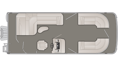 SX Series 23SLX Floor Plan - 2020