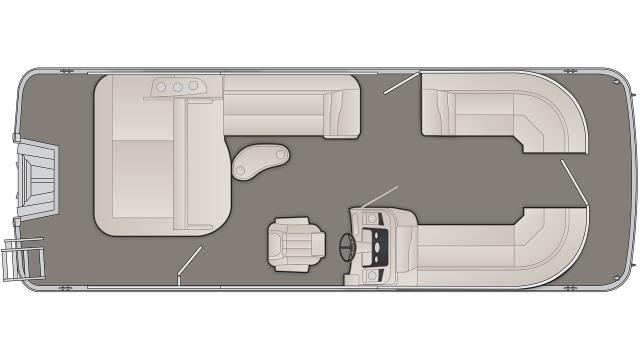 SX Series 23SSBX Floor Plan - 2020